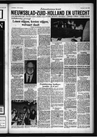 Schoonhovensche Courant 1966-04-25