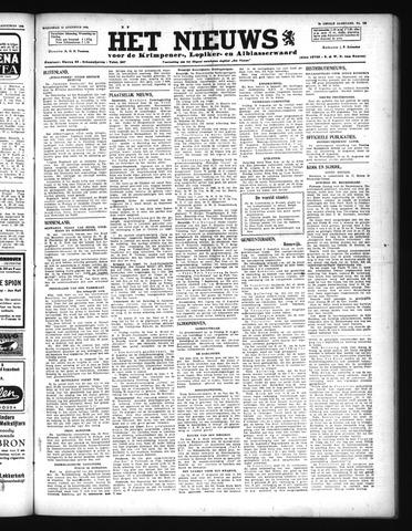 Schoonhovensche Courant 1946-08-14