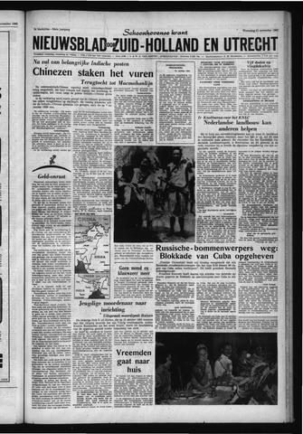 Schoonhovensche Courant 1962-11-21