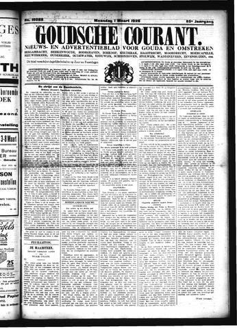 Goudsche Courant 1926-03-01