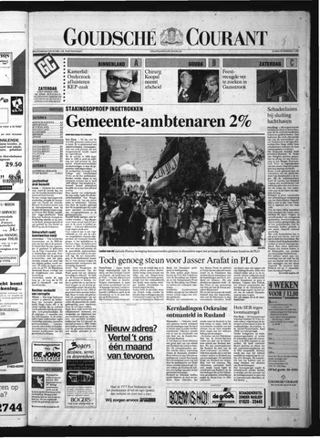 Goudsche Courant 1993-09-04