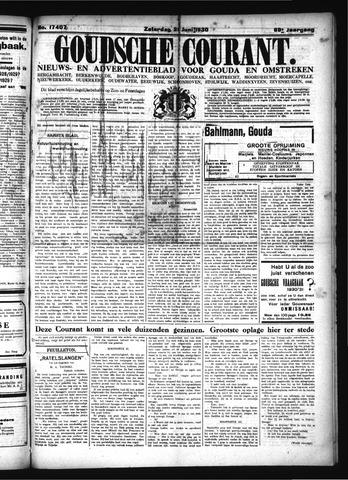 Goudsche Courant 1930-06-21