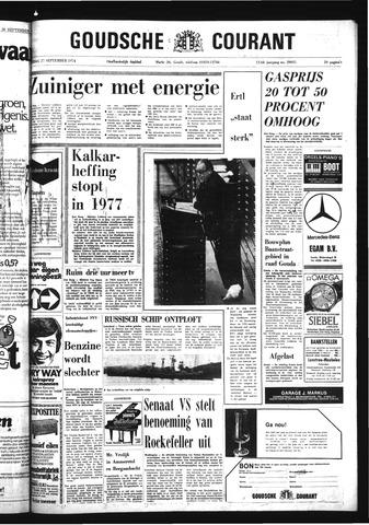 Goudsche Courant 1974-09-27