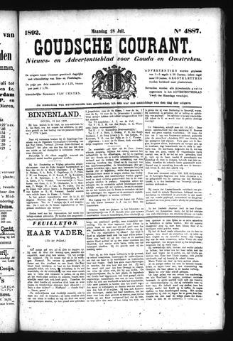 Goudsche Courant 1892-07-18
