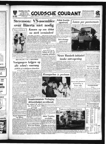 Goudsche Courant 1961-08-02