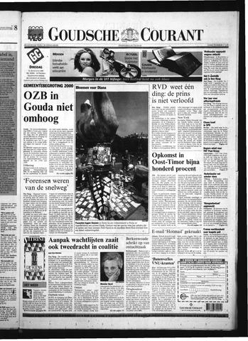 Goudsche Courant 1999-08-31