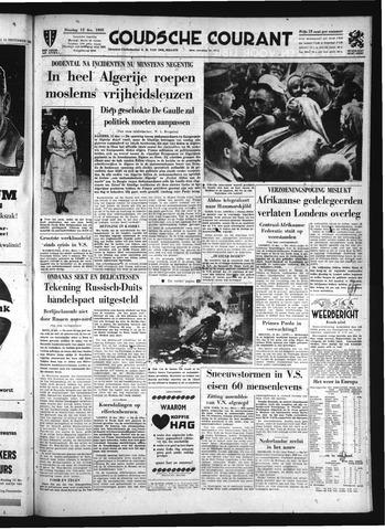 Goudsche Courant 1960-12-13