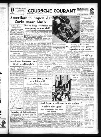 Goudsche Courant 1957-08-29
