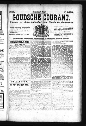 Goudsche Courant 1893-03-09