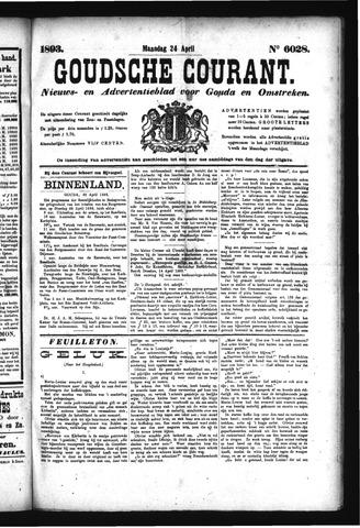 Goudsche Courant 1893-04-24