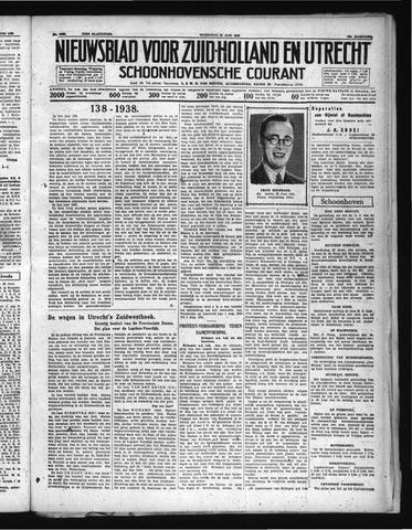 Schoonhovensche Courant 1938-06-29