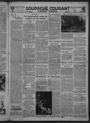 Goudsche Courant 1949-03-22