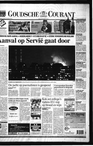 Goudsche Courant 1999-03-25