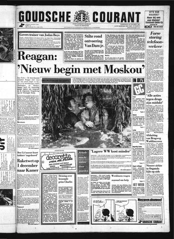 Goudsche Courant 1985-10-24