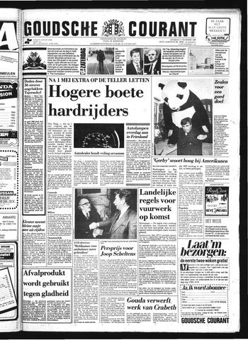 Goudsche Courant 1987-12-05