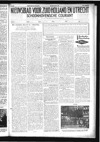 Schoonhovensche Courant 1934-05-25