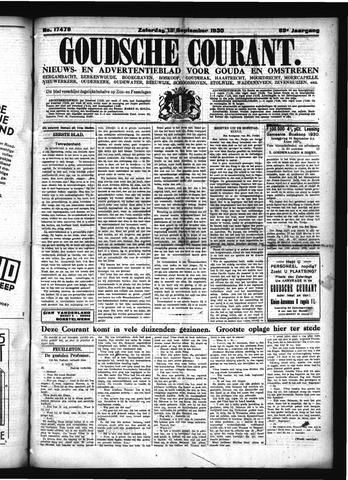 Goudsche Courant 1930-09-13