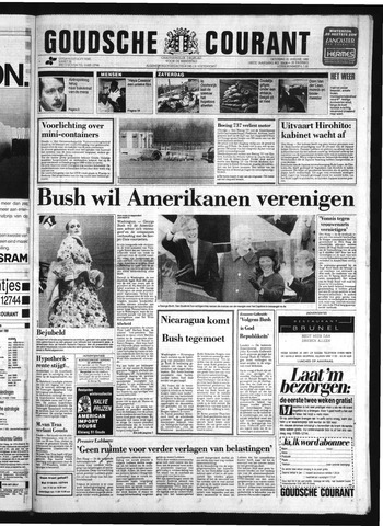 Goudsche Courant 1989-01-21