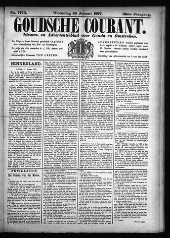 Goudsche Courant 1897-01-20