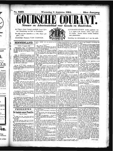 Goudsche Courant 1894-08-08