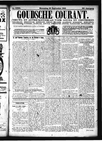 Goudsche Courant 1925-09-30