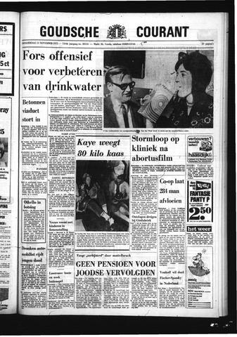 Goudsche Courant 1971-11-11
