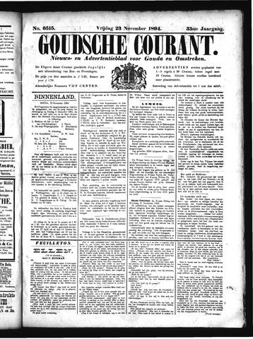Goudsche Courant 1894-11-23