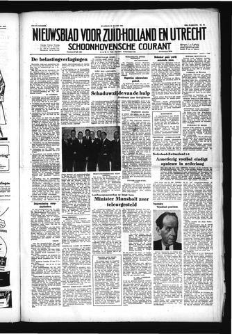 Schoonhovensche Courant 1953-03-23