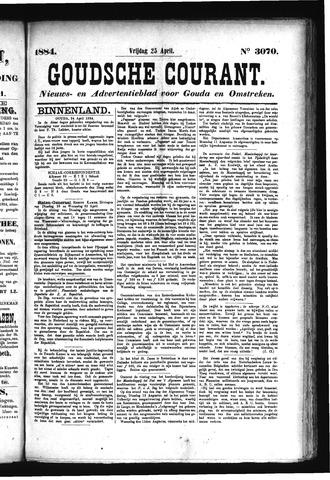 Goudsche Courant 1884-04-25