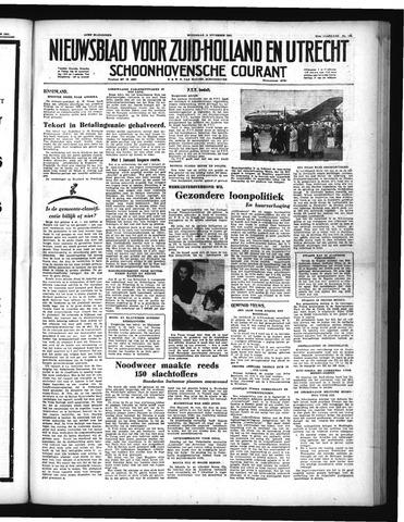 Schoonhovensche Courant 1951-11-14