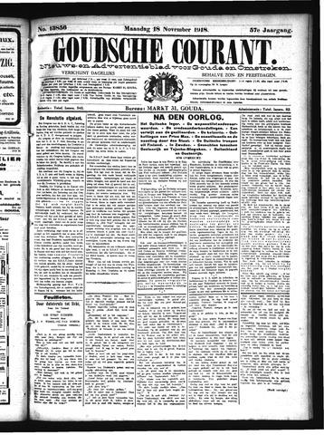 Goudsche Courant 1918-11-18