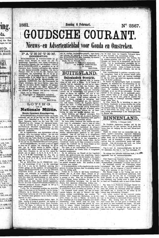 Goudsche Courant 1881-02-06