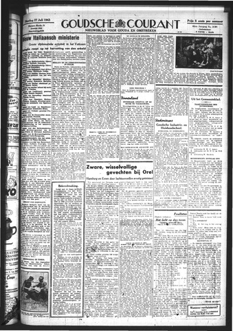 Goudsche Courant 1943-07-27