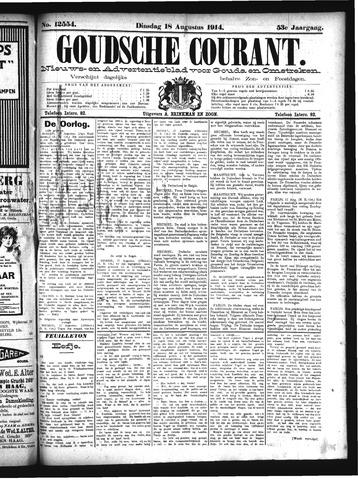 Goudsche Courant 1914-08-18