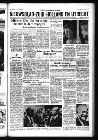 Schoonhovensche Courant 1965-11-10