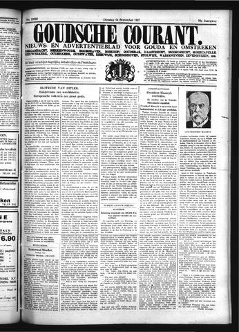 Goudsche Courant 1937-09-14