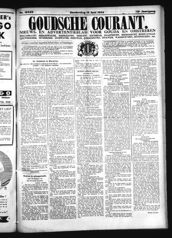Goudsche Courant 1934-06-14