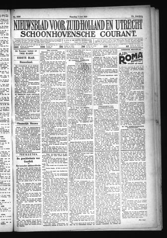 Schoonhovensche Courant 1929-06-03