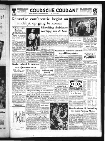 Goudsche Courant 1959-05-14