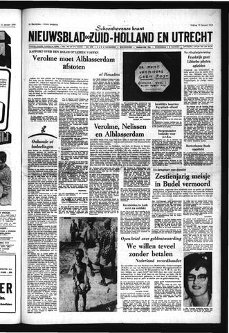 Schoonhovensche Courant 1970-01-23
