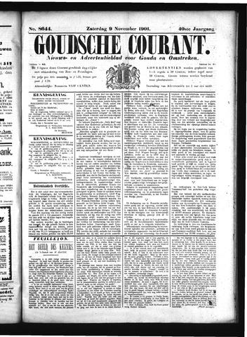 Goudsche Courant 1901-11-09