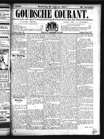 Goudsche Courant 1914-08-20