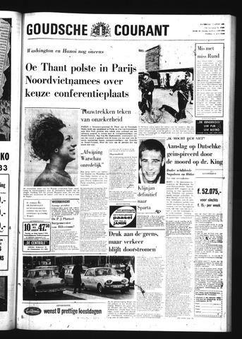 Goudsche Courant 1968-04-13