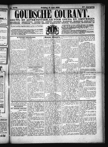 Goudsche Courant 1928-06-15