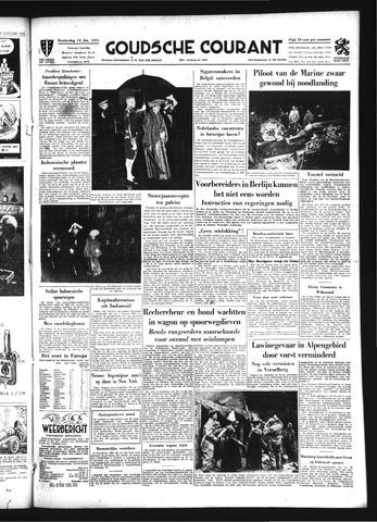 Goudsche Courant 1954-01-14