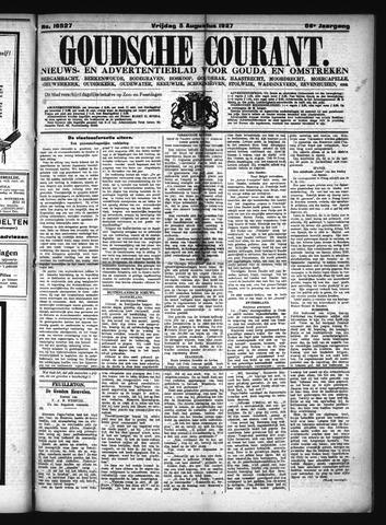 Goudsche Courant 1927-08-05