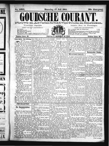 Goudsche Courant 1911-07-17