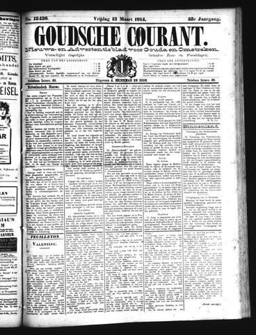 Goudsche Courant 1914-03-13