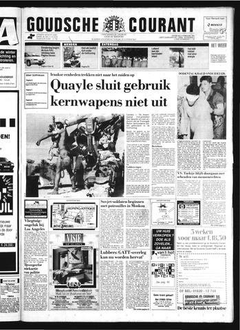 Goudsche Courant 1991-02-02
