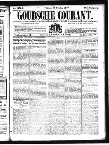 Goudsche Courant 1917-10-19